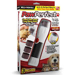 Emson Div of E Mishon 253107 Bell Plus Howell Paw Perfect Safe & Perfect Way To Trim Your Pets Nails