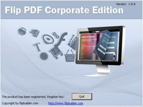Flip PDF Corporate Edition 1.8.8