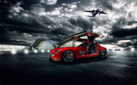 Mercedes SLS Wallpaper 36522 1680x1050 px ~ HDWallSource.com