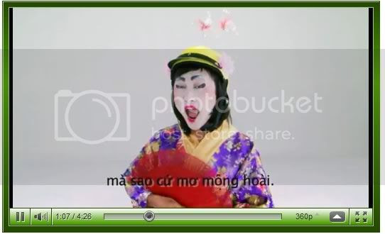 vọng cổ geisha, viral marketing