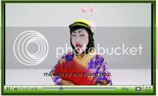 vọng cổ geisha, viral marketing