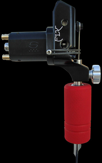 Mike DeVries Tattoo Machines For Sale: Stigma Fly Rotary with Motor: