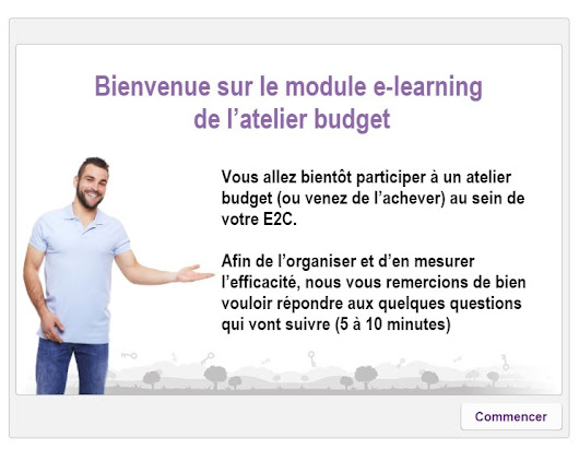 "Quiz ""Maîtriser un budget"" 