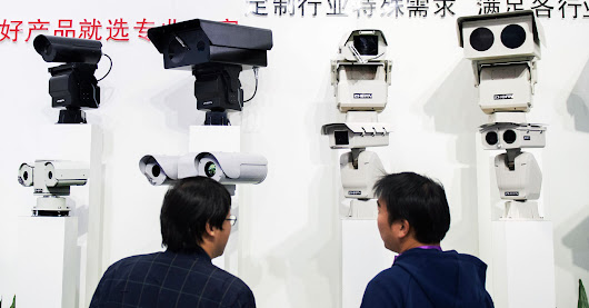This US Firm Wants to Help Build China's Surveillance State