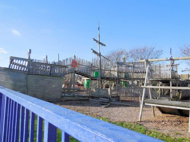 Treasure Island Eastbourne Paul Gillett Geograph