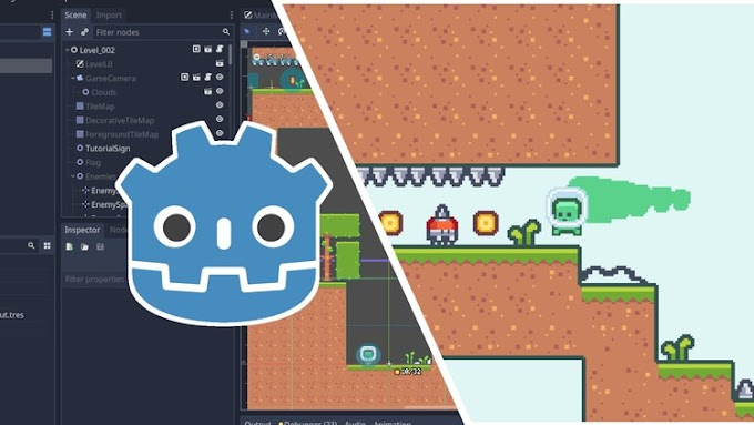 Create a Complete 2D Platformer in the Godot Engine-[100% Off Udemy Free Coupon]
