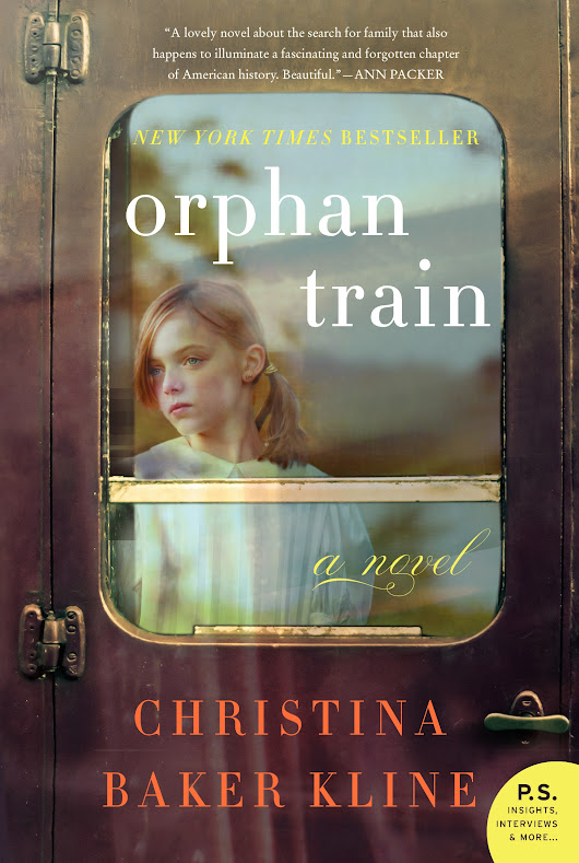 Giveaway and Book Review: Orphan Train by Christina Baker Kline | Man of la Book
