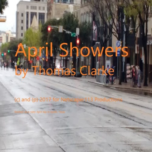 April Showers by Thomas Clarke