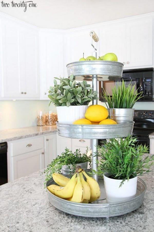 Storage-Friendly Organization Ideas for Your Kitchen ...