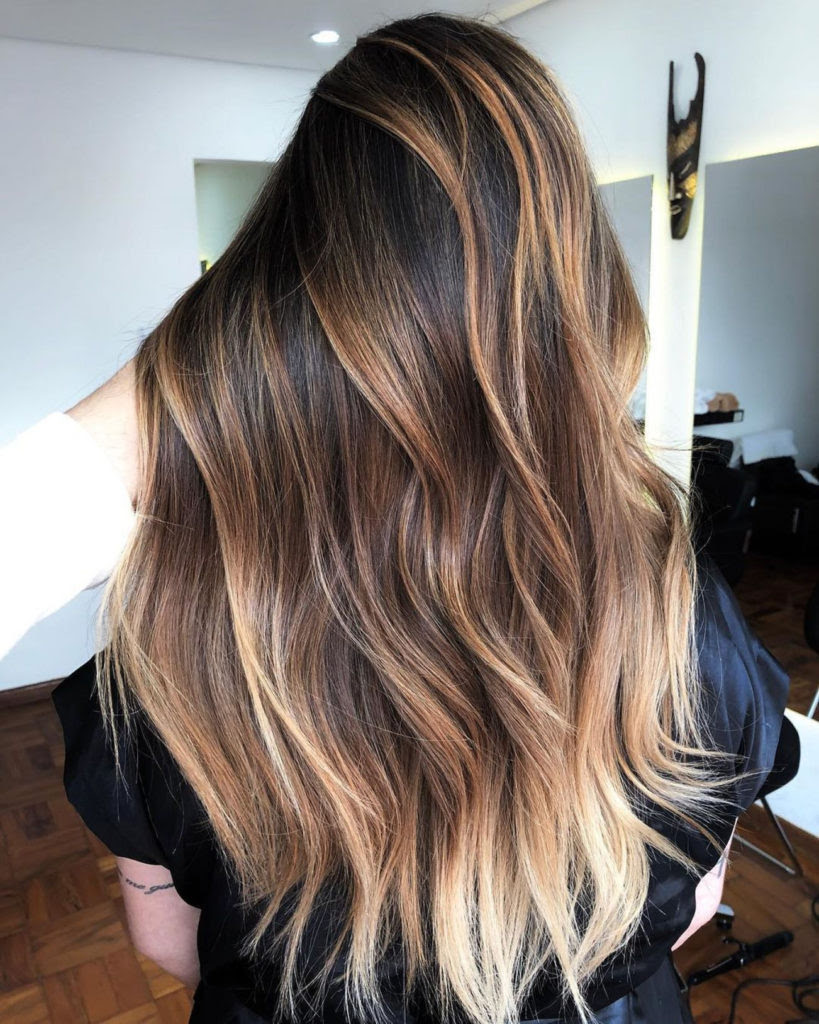 18 Extraordinary Long Hairstyles With Highlights Haircuts Hairstyles 2021