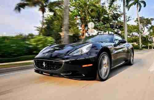 Buy used 2010 Ferrari California Base Convertible 2-Door 4 ...