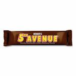 5Th Avenue Candy Bars, Full Size, 2 Oz, 18/Carton