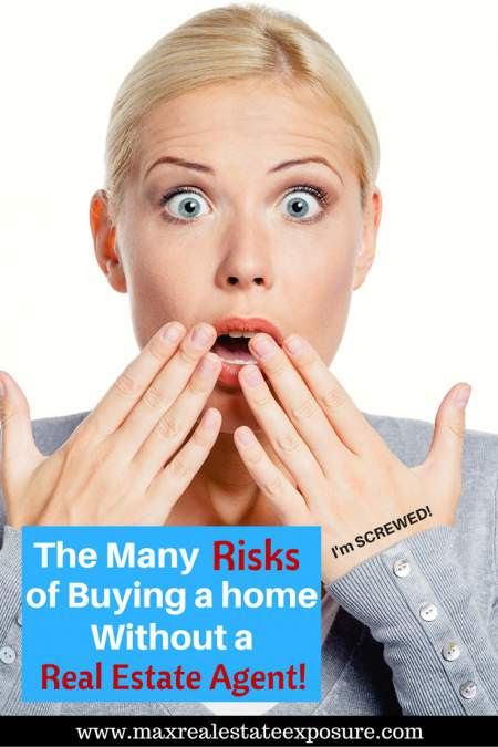 The Risk of Buying a Home Without a Real Estate Agent