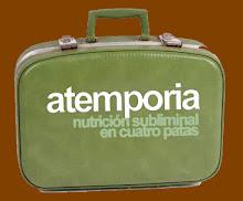 Atemporia lleva en la maleta