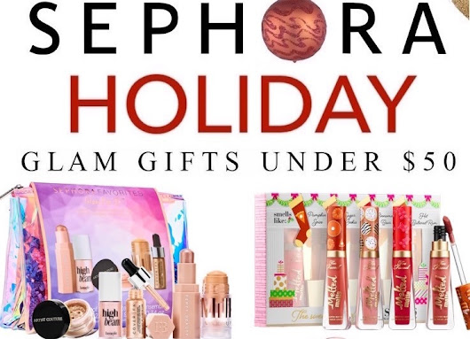 Sephora Holiday 2018: Best Beauty Gift Sets Under $50