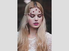 Boho Forehead Bands & Beautiful Halo Crowns   Bridal Style