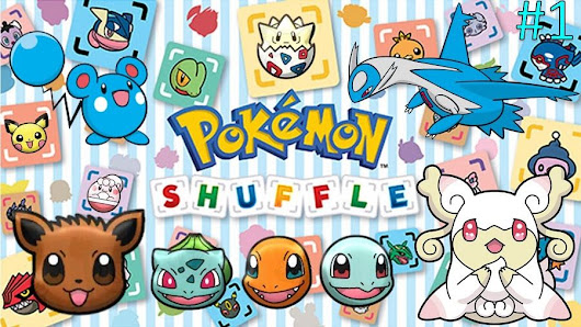 Pokémon Shuffle Update (version 1.4.18) is Available Now!