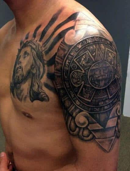 Aztec Tattoos For Men Ideas And Designs For Guys