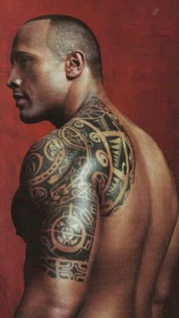 Shoulder Tribal Tattoos. Tribal Tattoos are the curent hot ticket item in