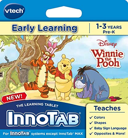 InnoTab Winnie the Pooh Electronic Book