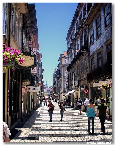 Porto_Rua_Cedofeita by VRfoto