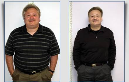 Steve: 60+ Pounds Lost