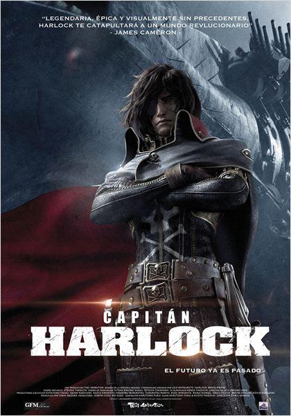Capitán Harlock : Cartel
