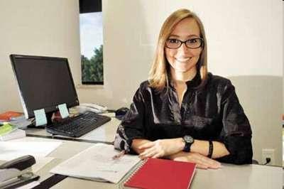 Bárbara Figueroa prova as habilidades por meio de um trabalho eficiente (Geyzon Lenin)