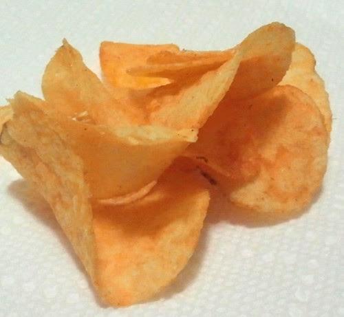 Daves Cupboard ALDI Deutsche Kche Paprika Potato Chips