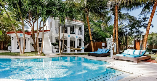 Welcome Home to this Private Mediterranean Estate in South Beach! | MIAMI SHOOT MAGAZINE