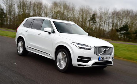 Volvo XC90 is considered to be the large SUV for the Year 2016 | JP Vehicles