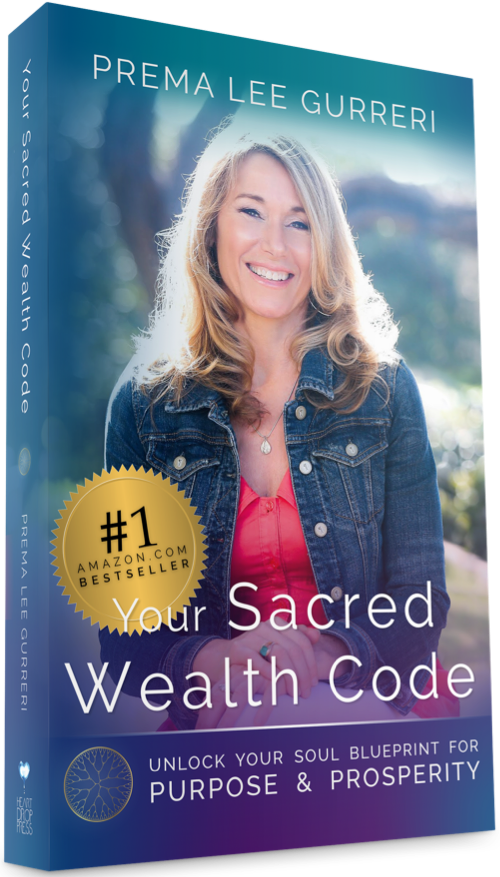 Sacred Wealth Code Book Launch