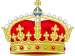 Heraldic Crown of the Spanish Heir Apparent as Prince of Girona.svg