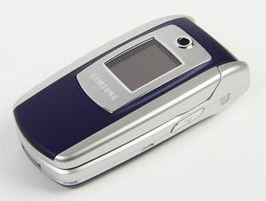 Samsung SGH-E700 (Foto: Reprodução)