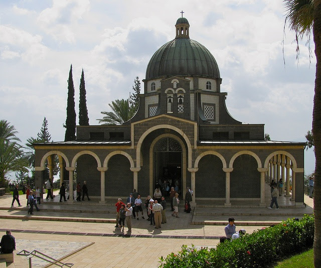 Church of the Beatitudes, Israel