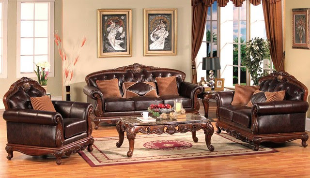 Traditional Living Room Furniture - Interior Design Meaning
