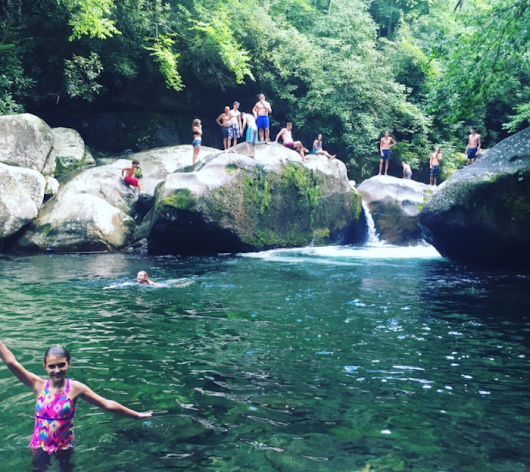 10 Little Known Swimming Spots In North Carolina That Will Make Your Summer Awesome