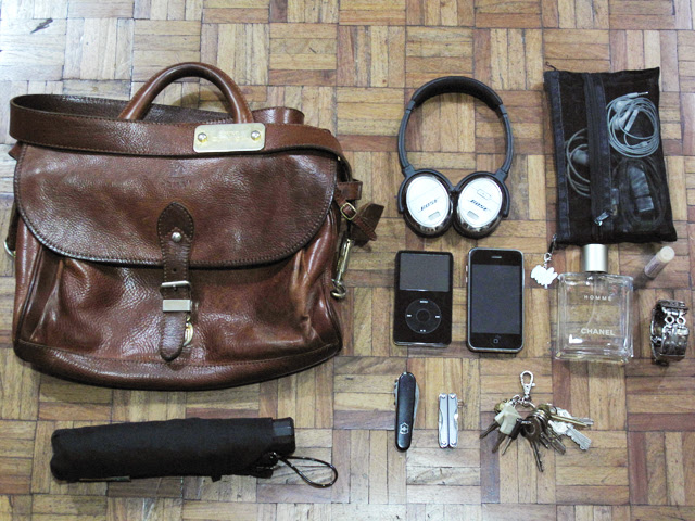 What's in My Bag 01