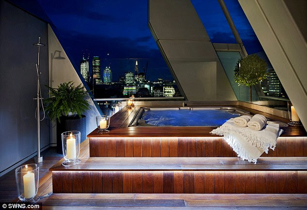 Inside (and outside) the £6million penthouses off London's Silicon ...