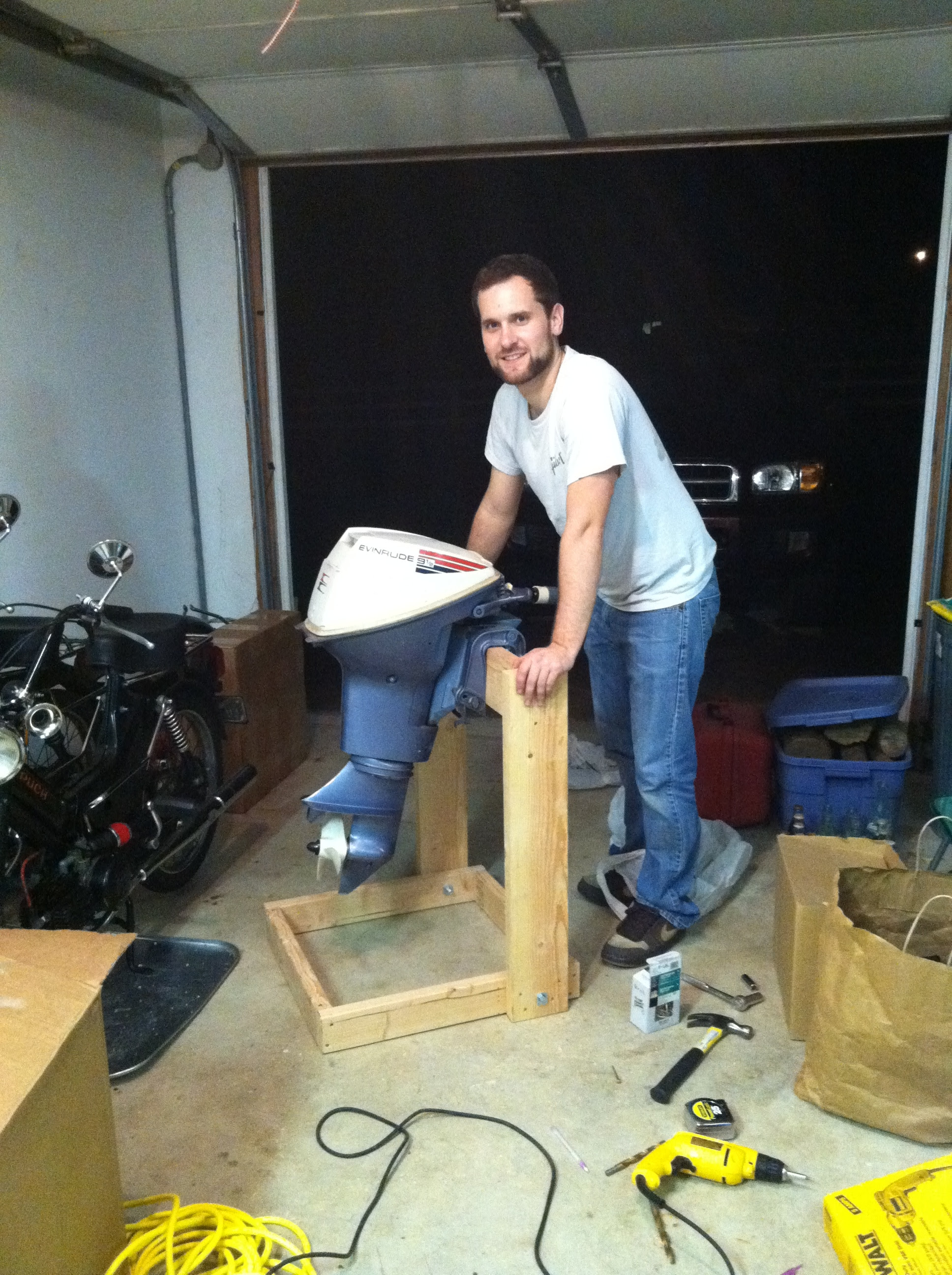 Plans For Wood Outboard Motor Stand Plans Free Download | testy39xqi