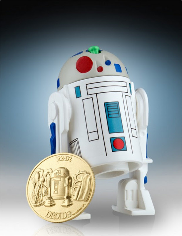 Gentle Giant R2 D2 Jumbo For San Diego Comic Con Imperial Holocron