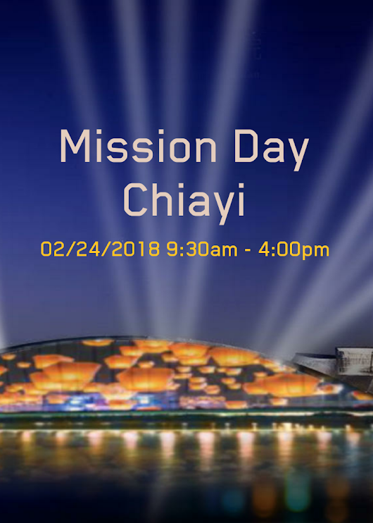Mission Day Chiayi