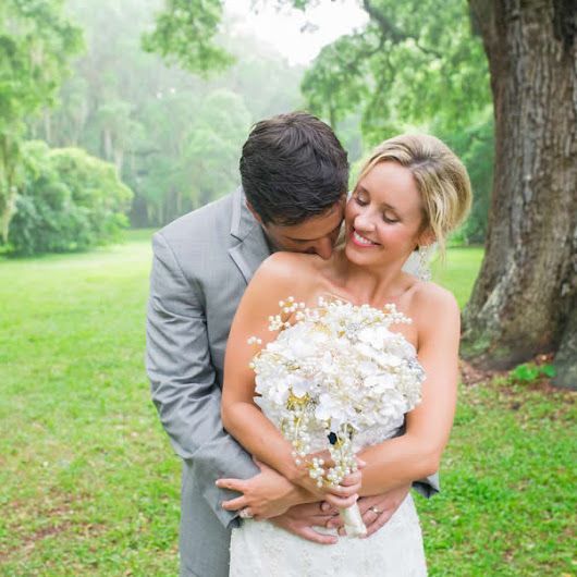 Chic South Carolina Outdoor Wedding