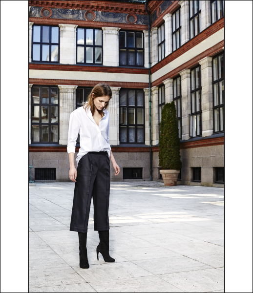 Le Fashion Blog Chic Black White Looks Button Down White Shirt Culottes Suede Mid Calf Tall Boots Work Style Via Bruuns Bazaar photo Le-Fashion-Blog-Chic-Black-White-Looks-Button-Down-White-Shirt-Culottes-Suede-Mid-Calf-Tall-Boots-Work-Style-Via-Bruuns-Bazaar.png