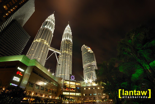 Petronas Towers (KLCC park)