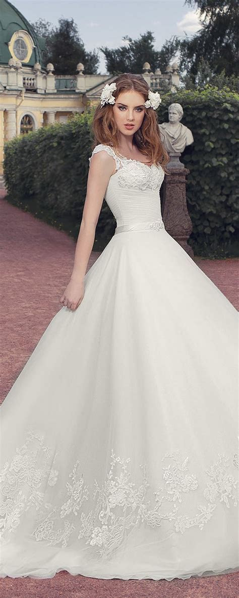 Milva 2016 Wedding Dresses   Fairy Gardens Collection
