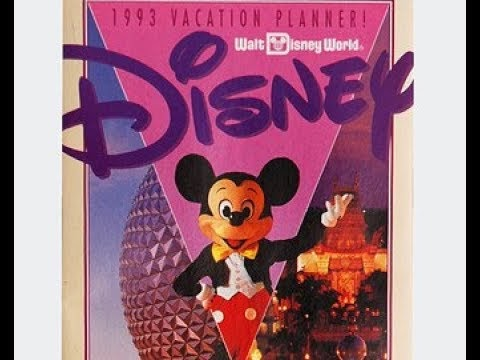 Parkscope Youtube Tuesday 21 1993 Walt Disney World Vacation Planner