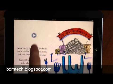 First ASL Narrated iBook Hits The iPad