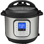 Instant Pot Pressure Cooker, Multi-Use, Duo Nova, 6 quart