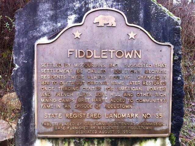 California Historical Landmark #35